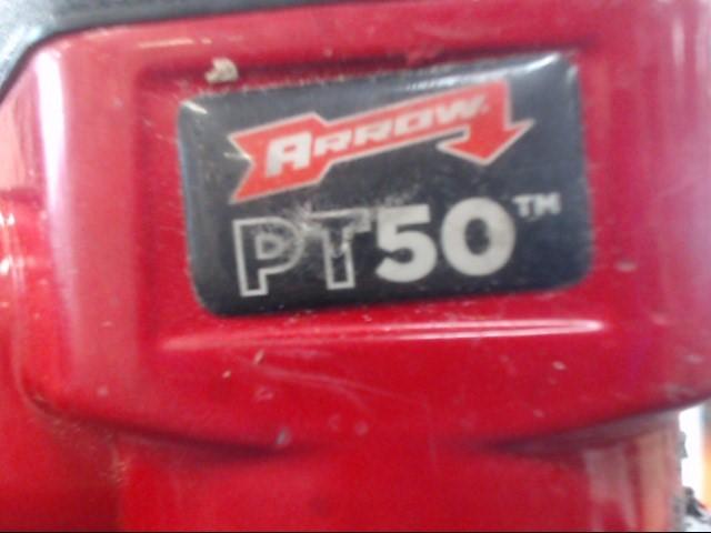 ARROW FASTENER Nailer/Stapler PT50