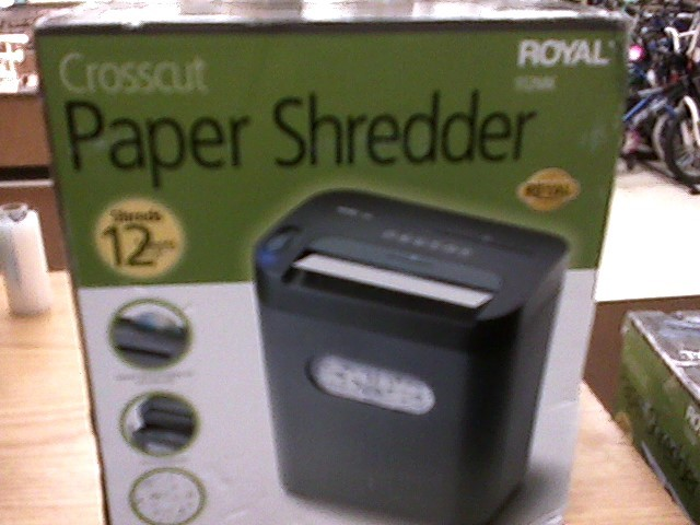 ROYAL Shredder 112MX