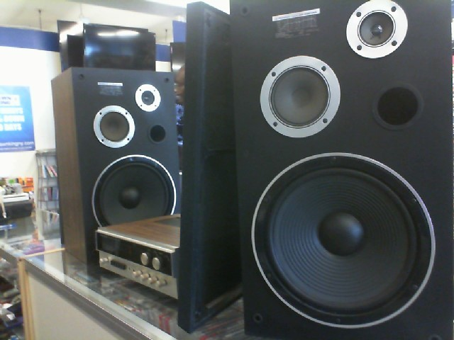 PIONEER ELECTRONICS Speakers CS-G301WA