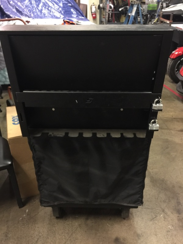 SNAP ON Tool Rollaway Box KRA2411POT