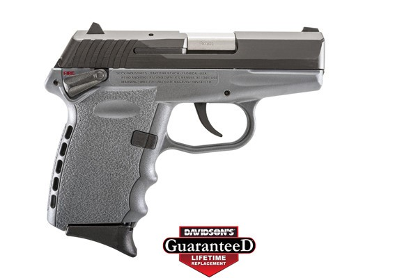 SCCY INDUSTRIES Pistol CPX-1-CBSG