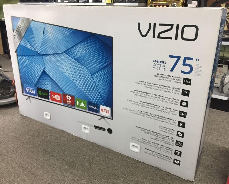 VIZIO Flat Panel Television M75C1