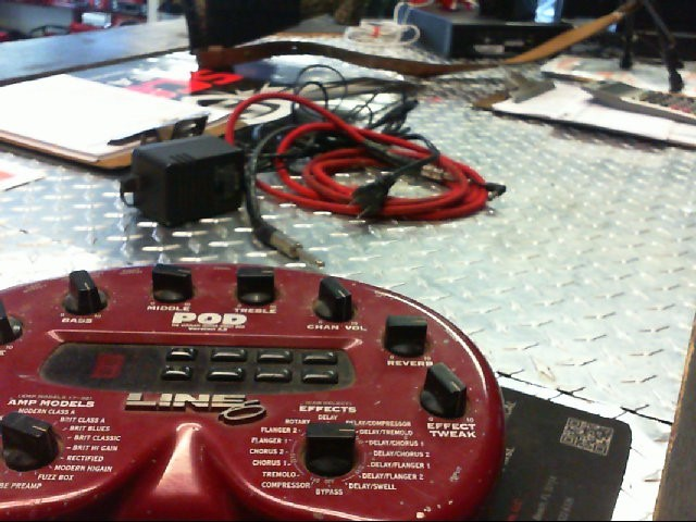 LINE 6 Effect Equipment POD 2.0