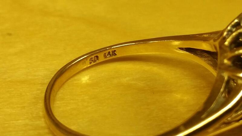 Gold-Misc. 14K Yellow Gold 2.4dwt