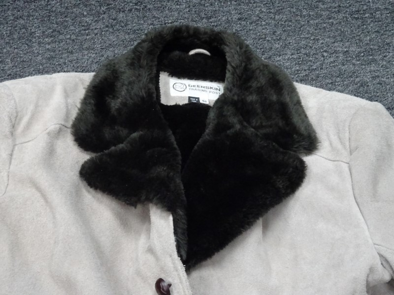 DEERSKIN TRADING POST Coat/Jacket COAT
