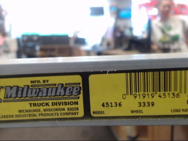 MILWAUKEE Hand Tool HN-MIL038 2 IN 1 TWINPIN TRUCK