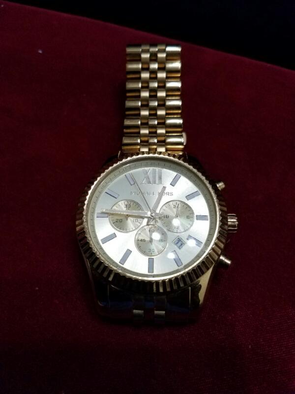 MICHAEL KORS Gent's Wristwatch MK-8281