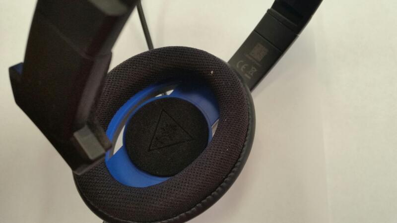 TURTLE BEACH Headphones P4C