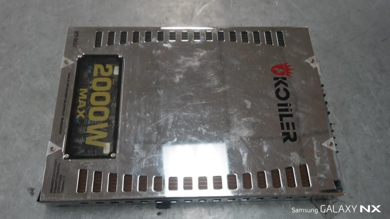 KOIILER AMP Car Amplifier XM-9697