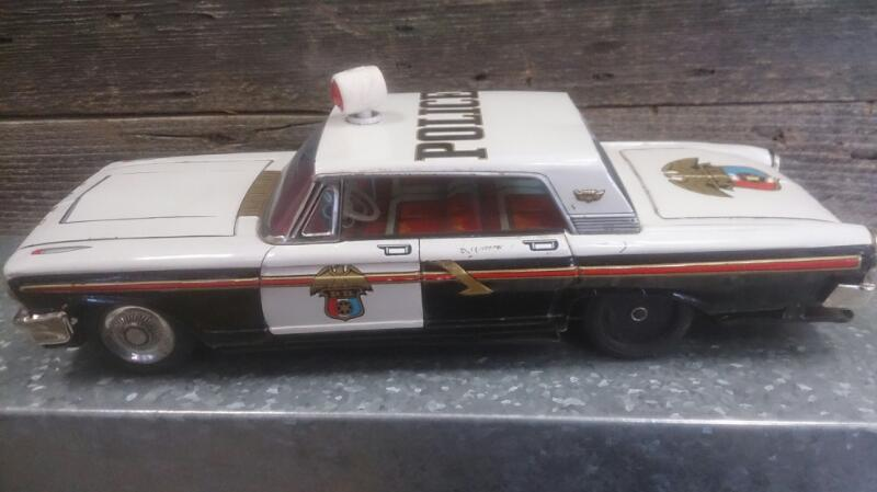 HESS TOYS Collectible POLICE FRICTION CAR