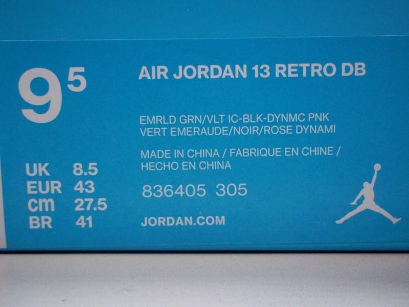 NIKE AIR JORDAN 13 RETRO DB JOHN CHARLES