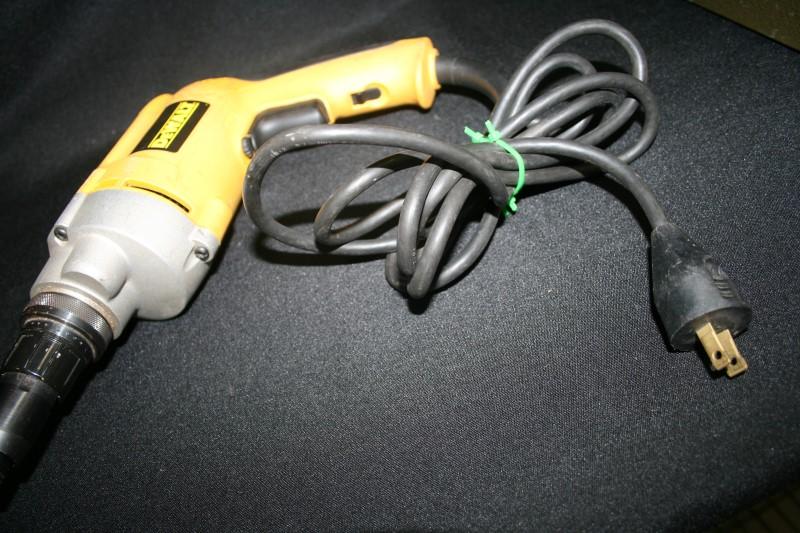 DeWalt DW268 VSR Versa-Clutch Screwdriver