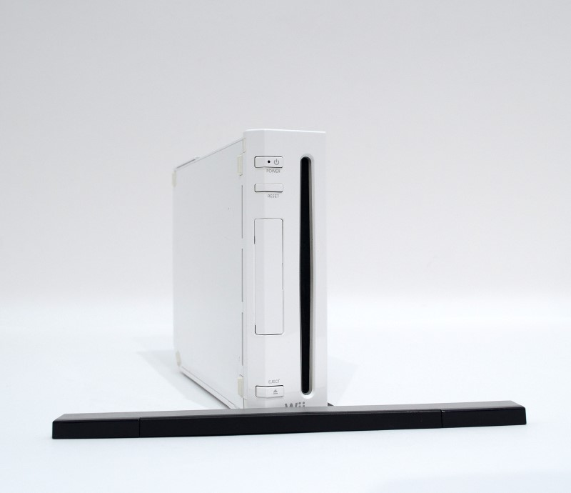 Nintendo Wii RVL-001 Video Game Console AS IS For Parts/Repair>