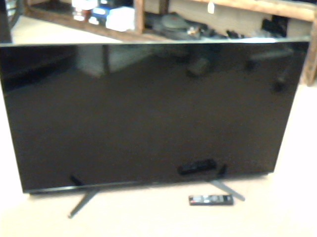 "SHARP 50"" LED 1080P TV LC-50LB37OU WITH REMOTE"