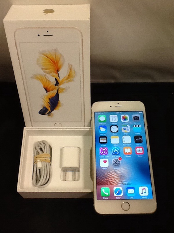 APPLE Cell Phone/Smart Phone IPHONE 6S MKTT2LL/A