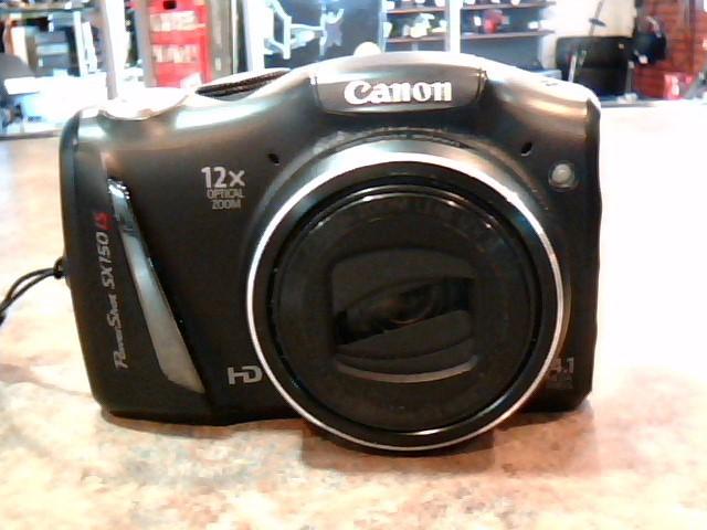 CANON Digital Camera POWERSHOT SX150 IS