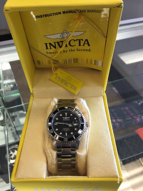 INVICTA Lady's Wristwatch 200M