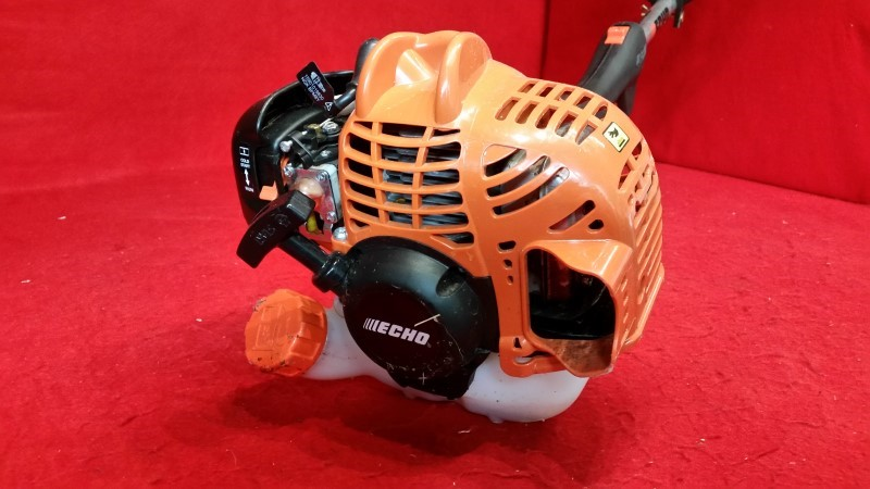 Echo GT225 21.2 CC Curved Shaft, Light Weight String Trimmer, Rapid Loader Head