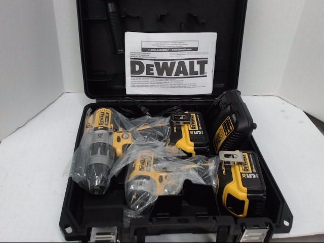 DEWALT Cordless Drill DCF887