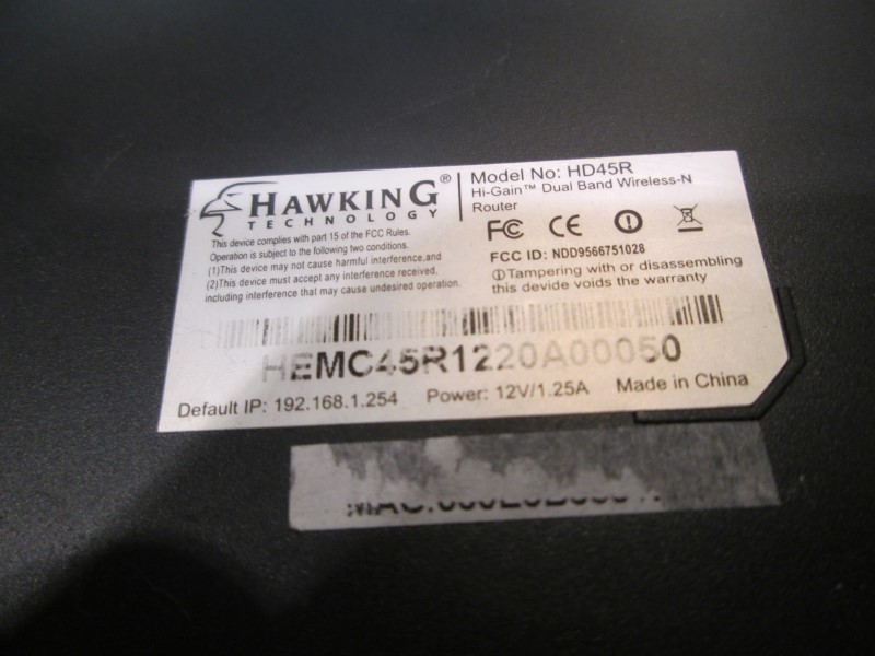 3Hawking Tech Band-N Access Point Bridge BUNDLE +More