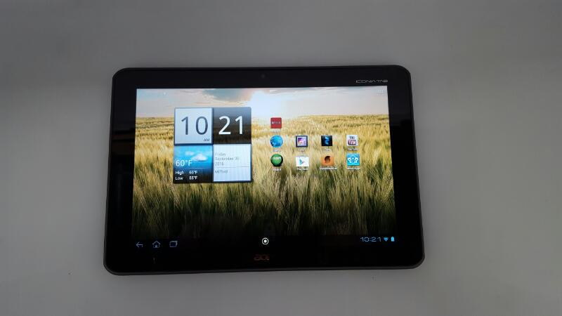 ACER Tablet ICONIA TAB A200