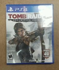 SONY PS4 TOMB RAIDER