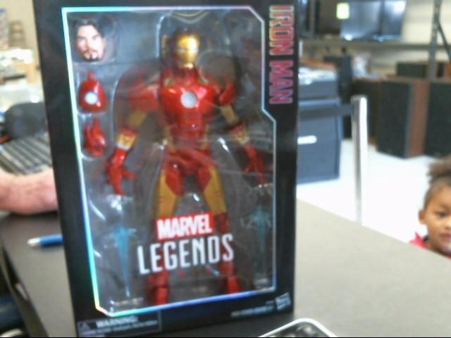 MARVEL LEGENDS SERIES Miscellaneous Toy IRON MAN