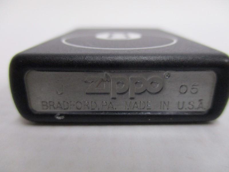 ZIPPO LIGHTER 8 BALL - USED