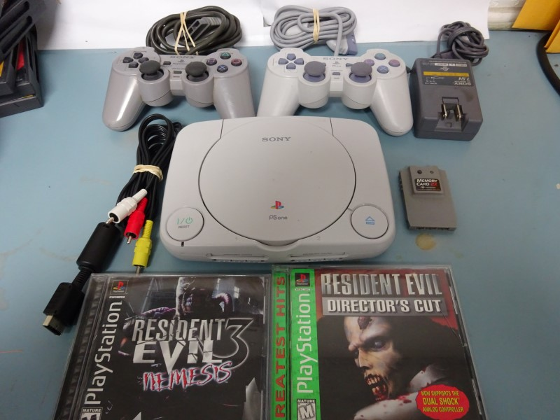 SONY PlayStation PS ONE SCPH-101