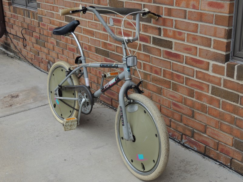Rare Vintage Sears Free Spirit fs880 BMX Bike