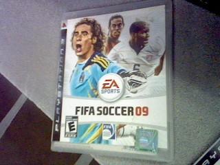 SONY Sony PlayStation 2 Game FIFA SOCCER 09