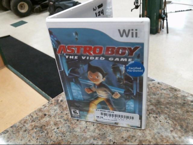 NINTENDO Nintendo Wii Game ASTRO BOY