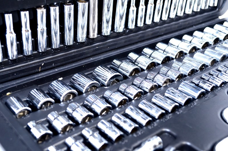 Stanley 201-Piece Mechanics Tool Set STMT71654 *Free Shipping*