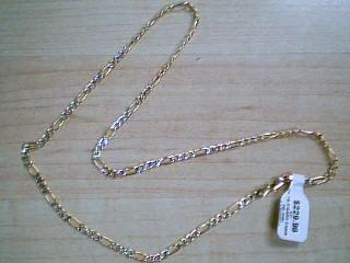 Gold Chain 10K Yellow Gold 3.6g