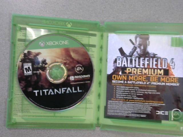 MICROSOFT Microsoft XBOX One Game TITANFALL - XBOX ONE