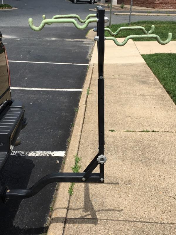 Hollywood Rack - 4 Bicycle Rack