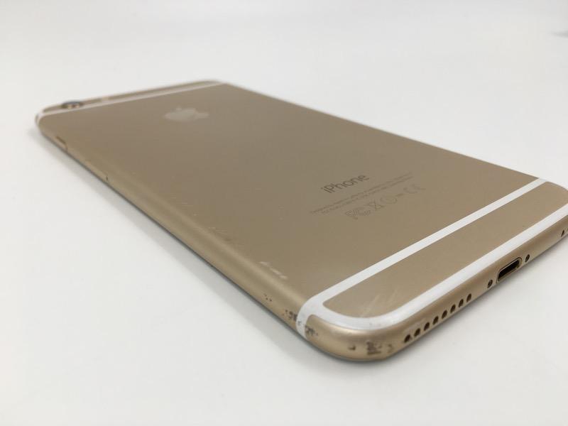 APPLE IPHONE 6 PLUS MGAW2LL/A (METROPCS) WHITE/GOLD 64GB
