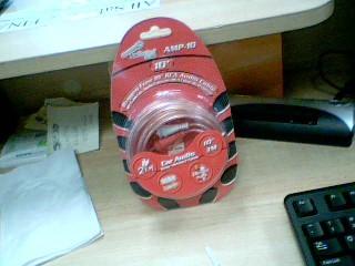 AUDIO PIPE Parts & Accessory AMP-10