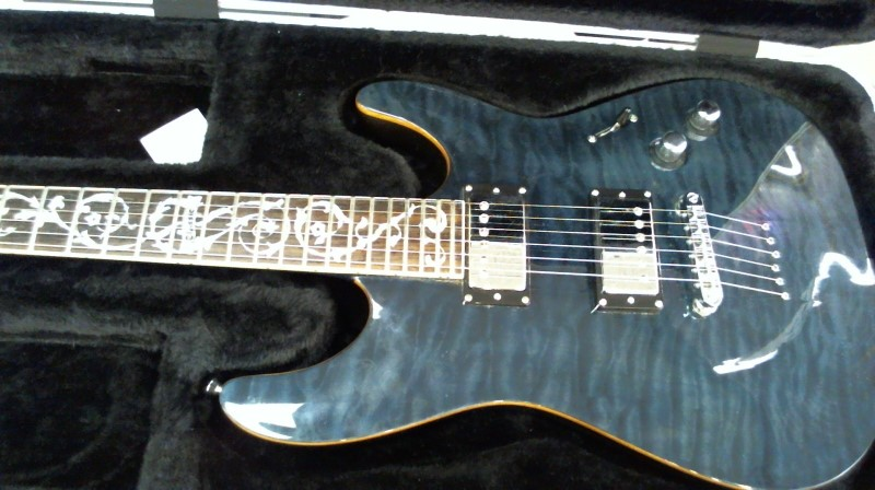 SCHECTER Electric Guitar DIAMOND SERIES CLASSIC