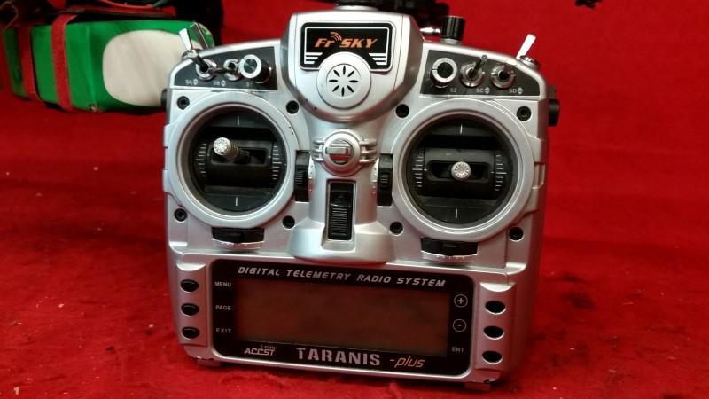 Tarot 650 Pro RTF Aerial Photo/Payload Drone