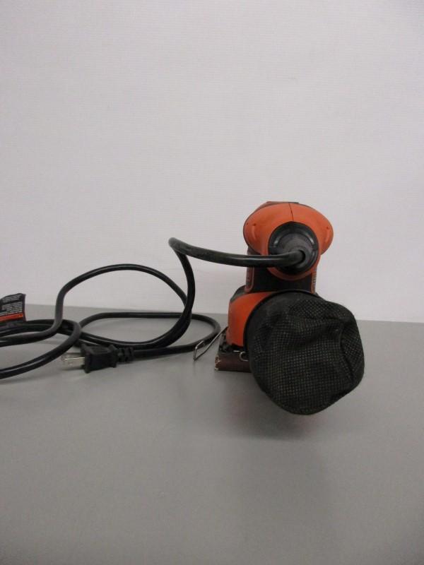 BLACK & DECKER FS540 FINISHING SANDER