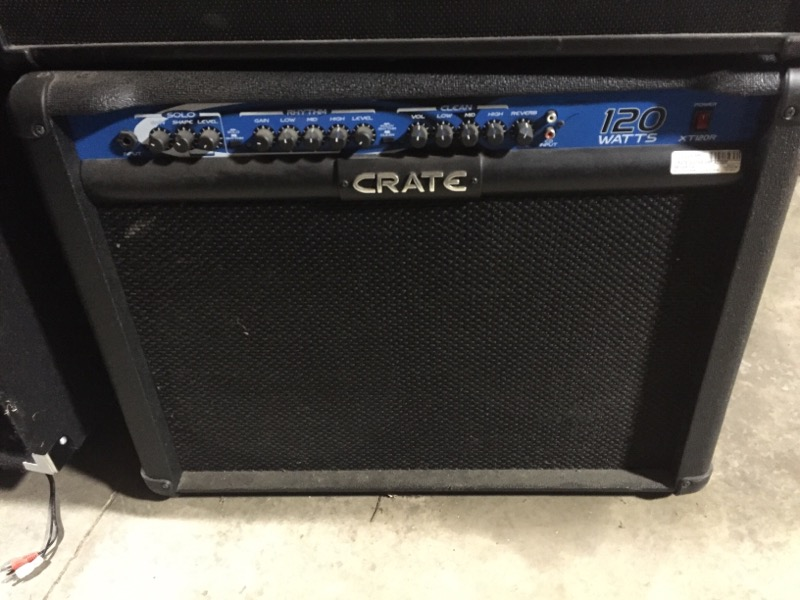CRATE Electric Guitar Amp XT120R