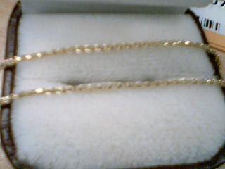 Gold Chain 14K Yellow Gold 4g