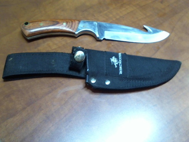 WINCHESTER Hunting Knife 22-49434