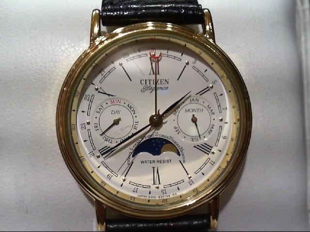 CITIZEN Gent's Wristwatch 6350-G30241