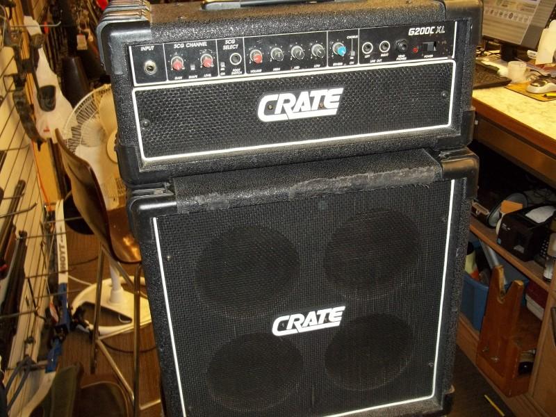 CRATE G200C XL GUITAR AMP