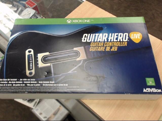 MICROSOFT Microsoft XBOX One Game XBOX ONE GUITAR HERO LIVE