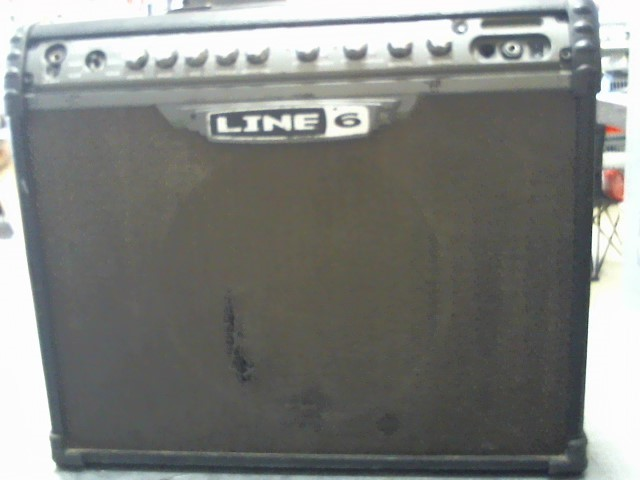 LINE 6 Electric Guitar Amp SPIDER III 75