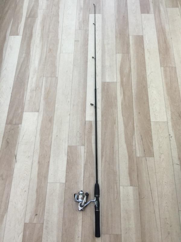 SHAKESPEARE FISHING Fishing Rod & Reel ROD & REEL COMBO