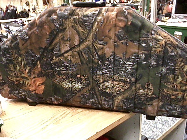 "VANGUARD ""One of a kind"" CAMO BOW CASE CAMO BOW CASE"